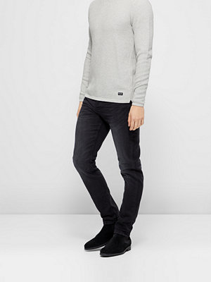 Jeans - Only & Sons Black Jog jeans