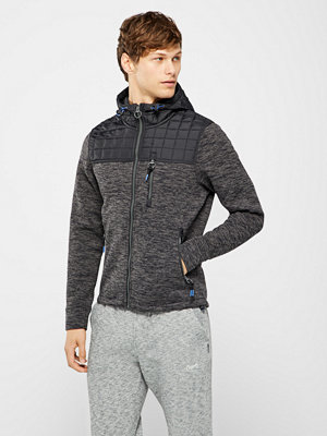 Superdry Mountain Quilted sweatshirt