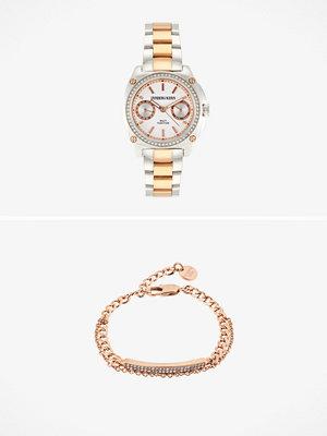 Dyrberg/Kern Satinelle klocka+ armband