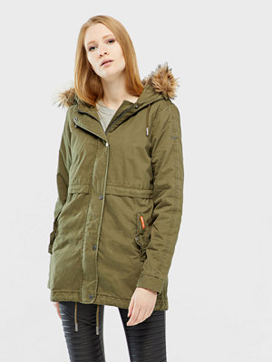 Superdry Rookie Quilt Lined jacka