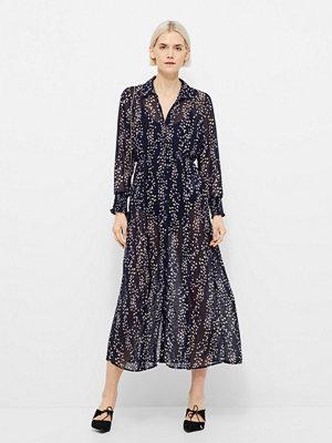 Only Ditte L/S Calf klänning