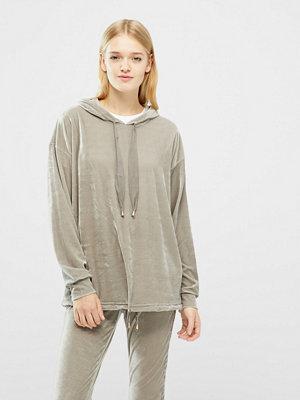 Street & luvtröjor - Cream Ilaria sweatshirt