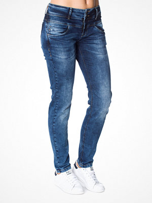 Jeans - PULZ Haya Curved Jeans