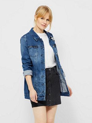 Jeansjackor - PULZ Sienne jeansjacka