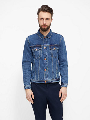 Jeansjackor - Samsøe & Samsøe Lauat jeansjacka