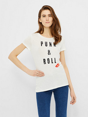 Rue de Femme Punk and Roll T-shirt