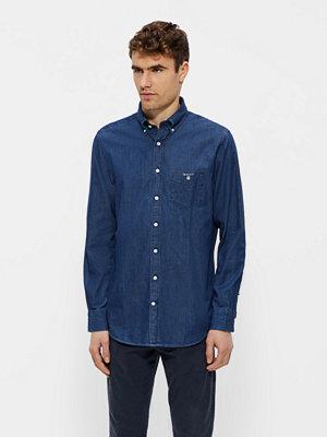 Gant The Indigo denim skjorta