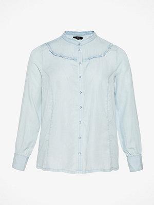 Zizzi Monte långärmad skjorta