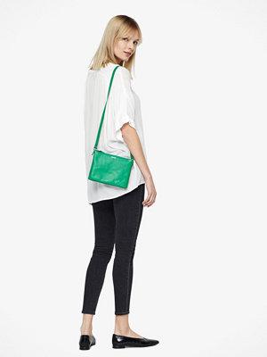 Whyred grön axelväska Kira väska