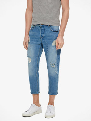 Jeans - Solid Frank jeans