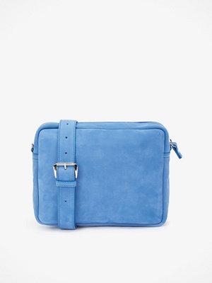 Whyred blå axelväska Jenny väska