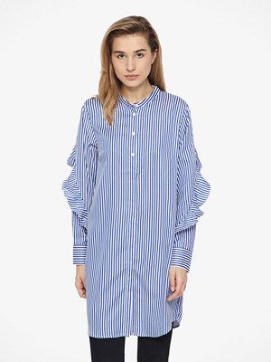 PULZ Manilla lågärmad skjorta