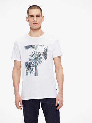 T-shirts - Matinique Jermane Spring Print T-shirts