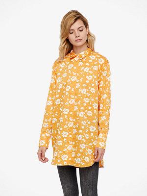 Mads Nørgaard Soft Flower Saxa skjorta