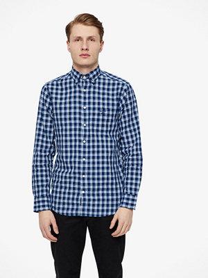 Gant Langærmet Authentic Indigo skjorta