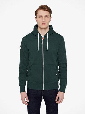 Street & luvtröjor - Superdry La Athletic Ziphood sweatshirt