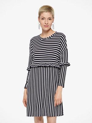 Only Jenni L/S Frill klänning