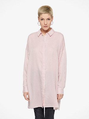 Vero Moda Tinka Stripe långärmad skjorta