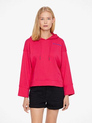 Street & luvtröjor - Jacqueline de Yong Class Emb Hoo sweatshirt