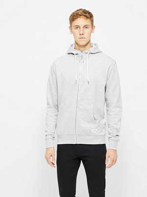 Street & luvtröjor - Solid Sweat - Morgan Zip sweatshirt