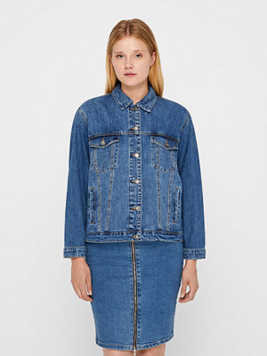 Only Caroline jeansjacka