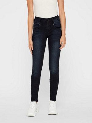 Jeans - PULZ Carmen Highwaist jeans