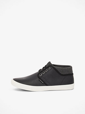 Sneakers & streetskor - Jack & Jones Vince PU Anthracit sneakers