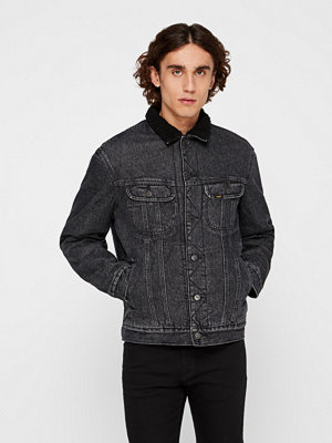 Jeansjackor - Lee Denim Sherpa jacka