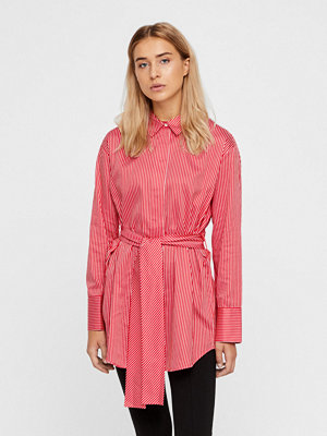 Mads Nørgaard Soft Satina Saxa skjorta