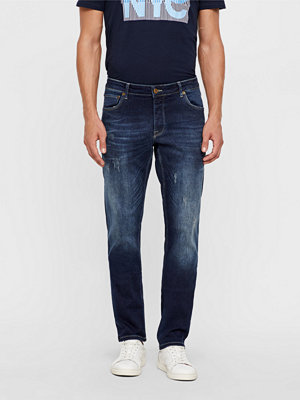 Jeans - Solid Joy Blue jeans