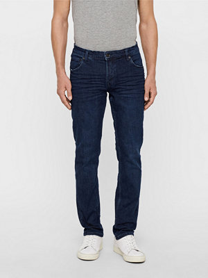 Jeans - Solid Joy Blue jeans - dark navy