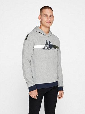 Street & luvtröjor - Kappa Logo duc sweatshirt