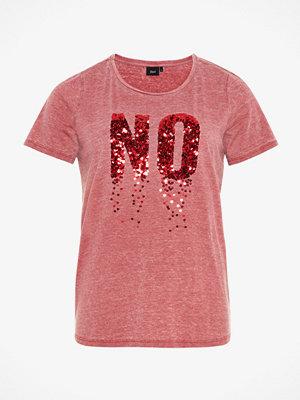 T-shirts - Zizzi Flye T-shirt