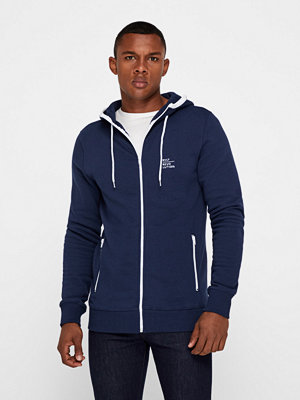 Street & luvtröjor - RVLT/ Revolution Polle zip sweatshirt