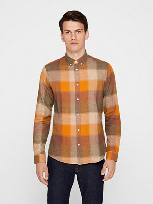 Skjortor - Solid Juan Melange skjorta