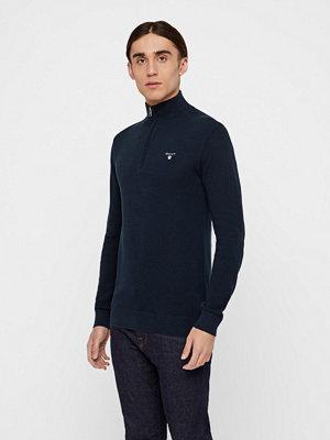 Tröjor & cardigans - Gant Piqué Half-Zip tröja
