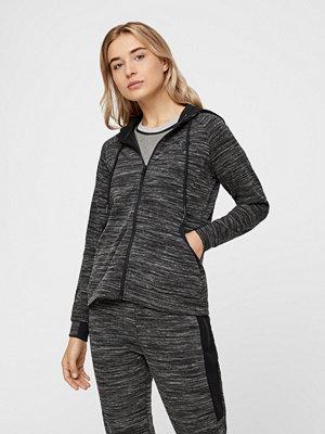 Street & luvtröjor - Hummel Fashion Penny Zip Hood sweatshirt