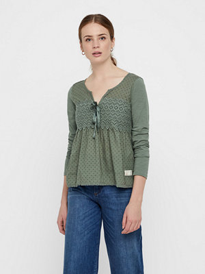 Odd Molly Lace Hug blus