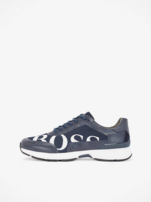 BOSS ATHLEISURE BOSS Green Velocity_Runn_Logo2 sneakers