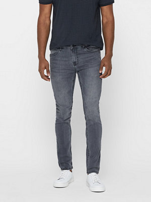 Jeans - Only & Sons Warp Grey jeans