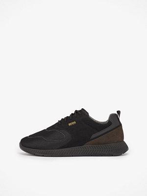 BOSS ATHLEISURE Titanium sneakers