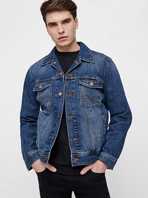 Jeansjackor - Wrangler Western jeansjacka