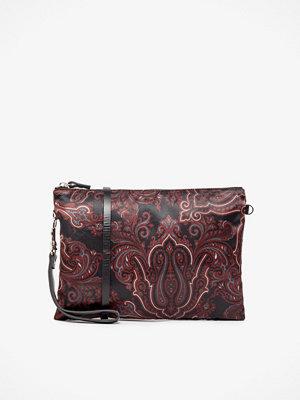 Whyred Kira Paisley handväska 20 x 27 x 2 cm.