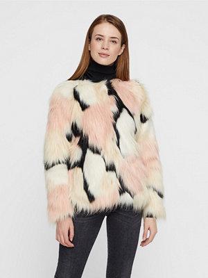 Odd Molly Boogie Faux Fur jacka