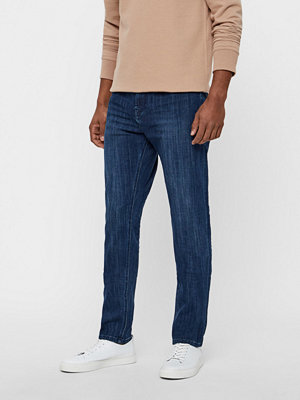 Solid Lowcrotch-Frank jeans