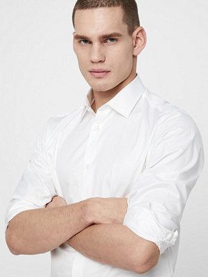 Skjortor - Selected Langærmet Slimpen-Pelle skjorta