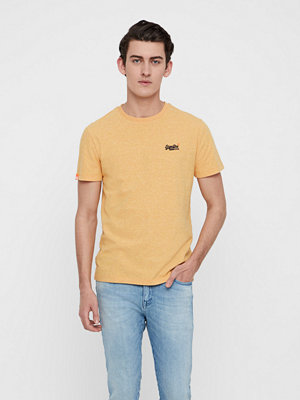 T-shirts - Superdry Orange Vintage T-shirt