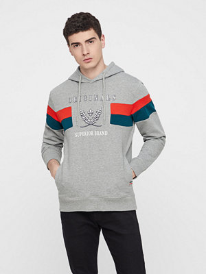 Street & luvtröjor - Jack & Jones Jorvoyage sweatshirt