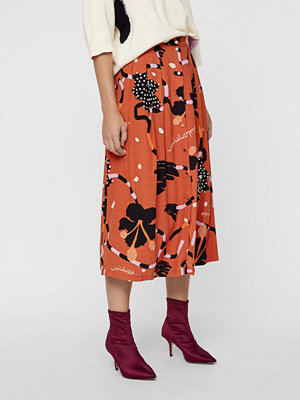 Selected Femme Slfkiara midi kjol