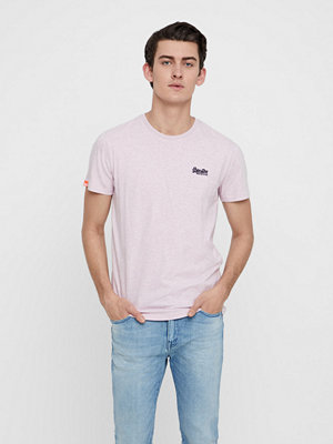 T-shirts - Superdry Label T-shirt